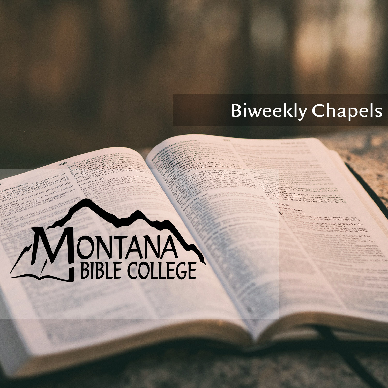 Montana Bible College Chapels