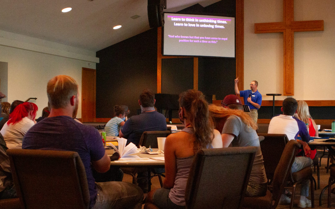 Montana Bible College's Mission